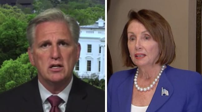 After Pelosi Refused To Do It, McCarthy Released His Plan ...